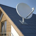 satellite dish image