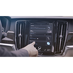 Image for Volvo Brings In-Vehicle UC, First to Incorporate Skype for Business in Cars