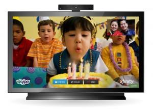 Skype on Xfinity