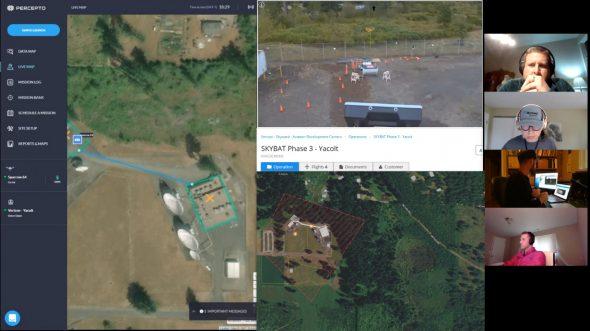 verizon drone images