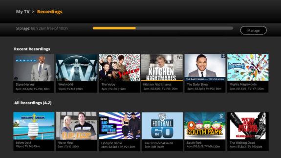 sling tv cloud dvr beta