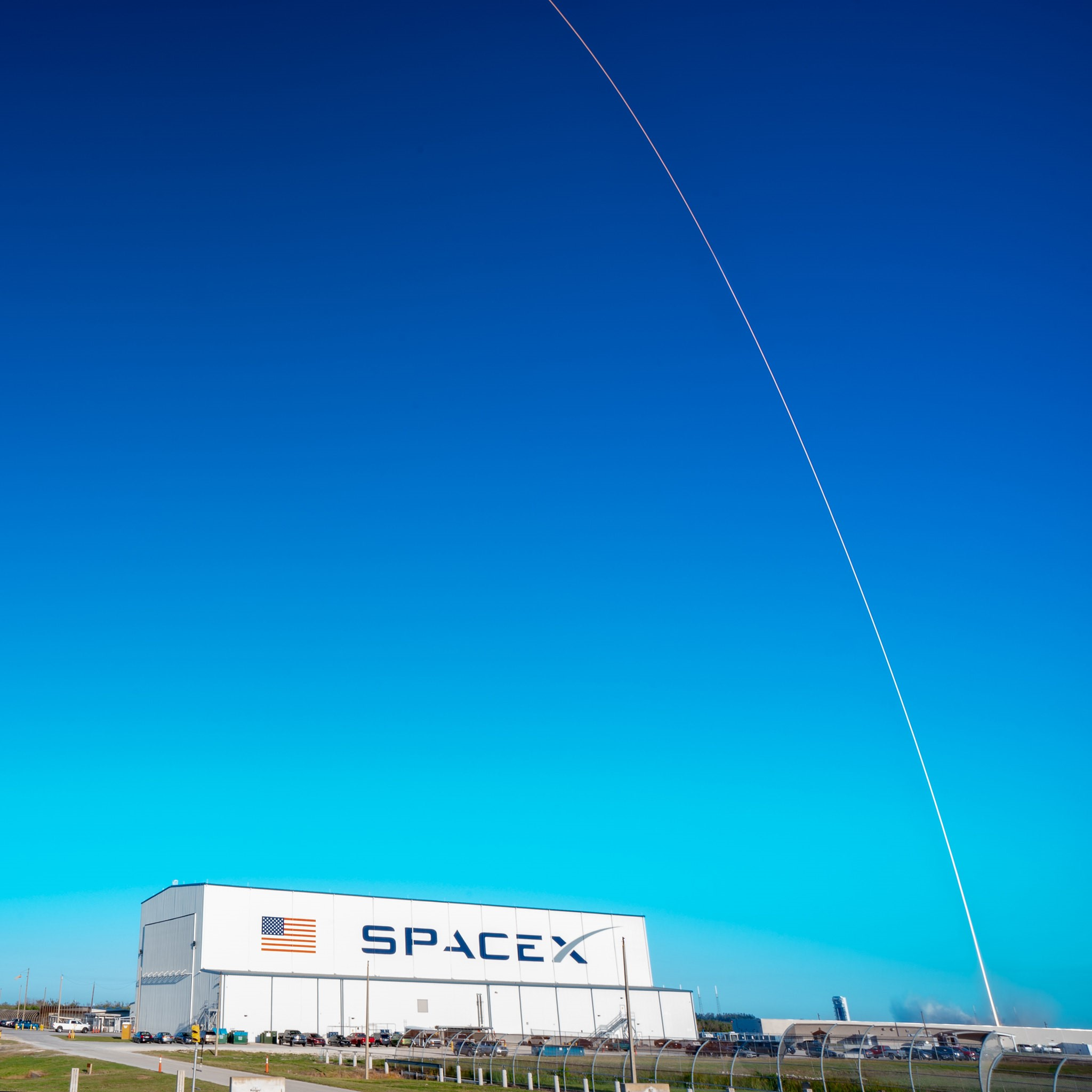 spacex launch site