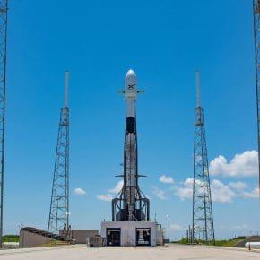 Spacex Starlink satellite broadband