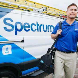 spectrum technician