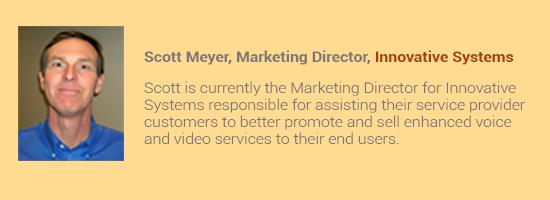 Scott Meyer, Marketing Director