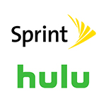 Image for Sprint Hulu Deal: Three of the Big Four Now Bundle Video with Wireless