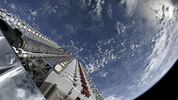 spacex satellite broadband