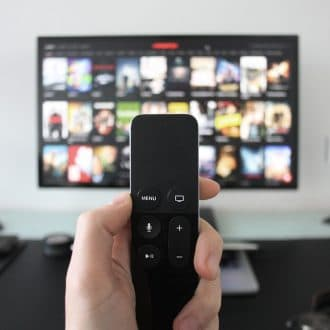 streaming tv remote