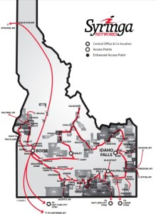Syringa Networks Network