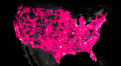 T-mobile coverage