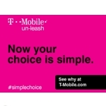 T-Mobile Simple Choice