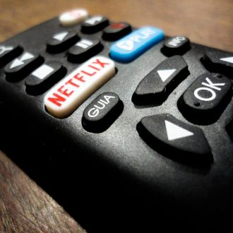 streaming services per household tv remote