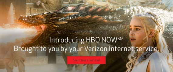 Verizon HBO NOW