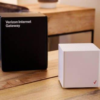 Verizon internet gateway