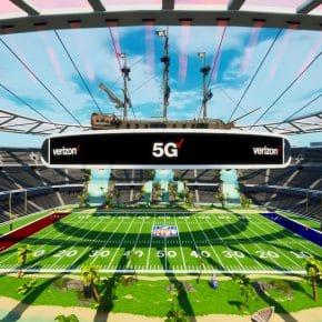 Verizon NFL 5G