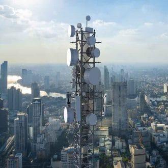 Verizon 5G Tower
