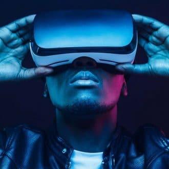Verizon virtual reality (VR)