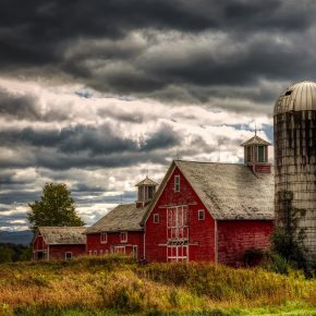 Image of barn in Vermont