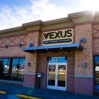 Vexus storefront