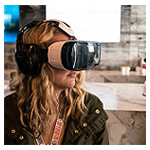 Image for Verizon 5G Experience Labs Let Users Experience Walking on the Moon