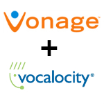 vonage+vocalocity