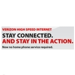 Verizon Naked DSL Promo