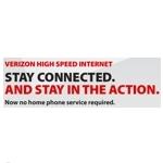 Verizon Naked DSL Promo
