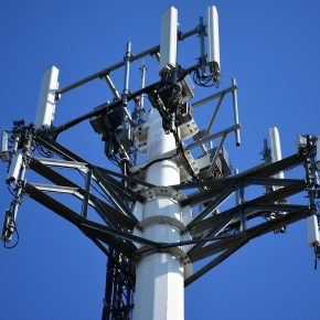 wireless cellular tower