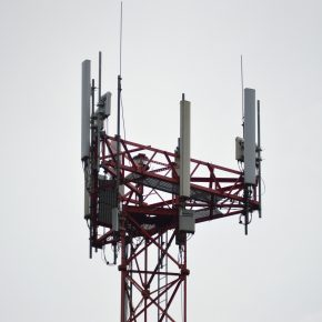 nextlink cbrs wireless tower
