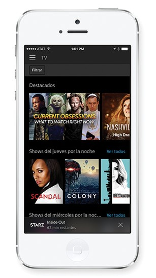 xfinity stream mobile app