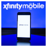 Image for Comcast Launches Xfinity Mobile By the Gig Shared Data
